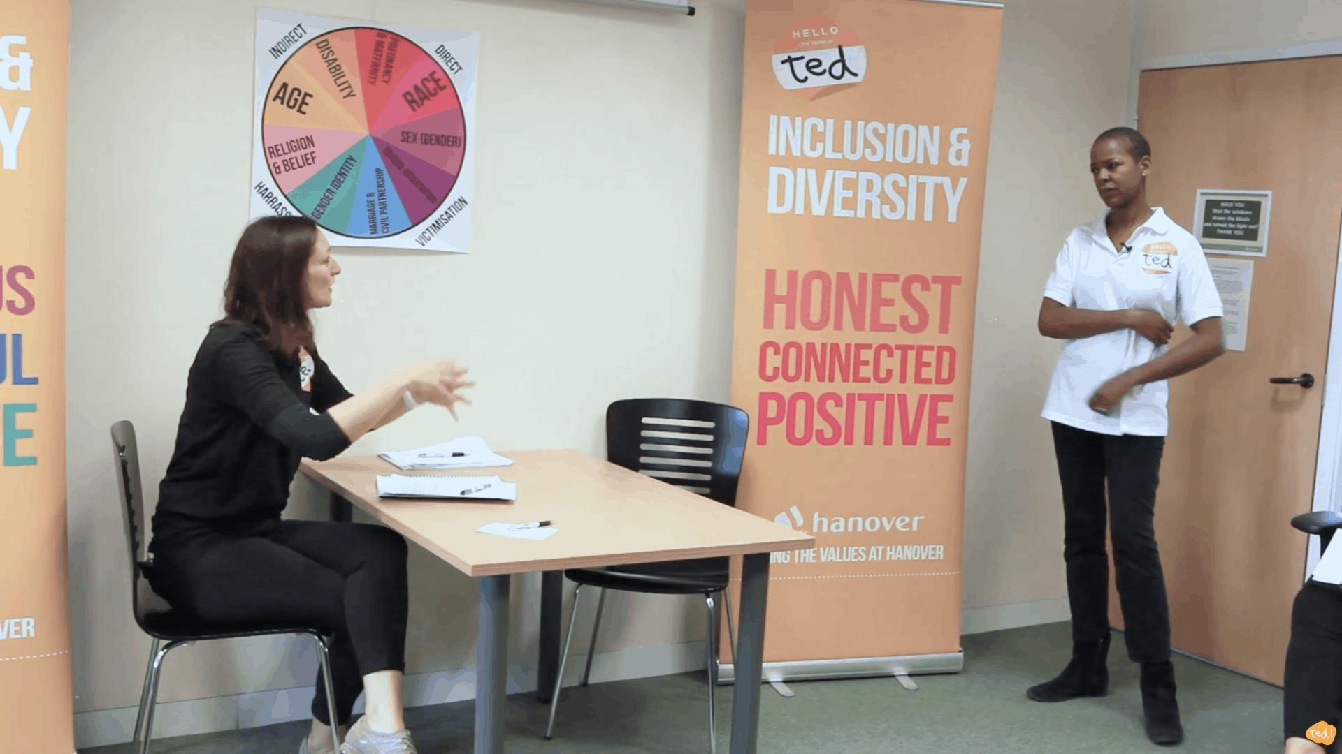 Inclusion & Values